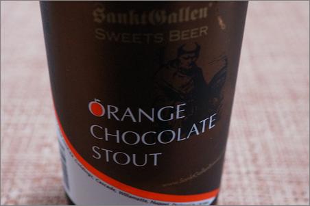 チョコビール